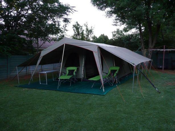 Sierra Howling Moon 8 man Tent Bloemfontein