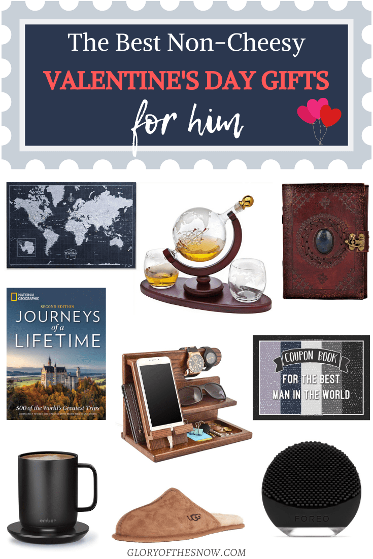 The Best Non Cheesy Valentine S Day Gifts For Him Glory Of The Snow In 2020 Valentines Day Gifts For Him Cheesy Valentine Unique Valentines Day Gifts