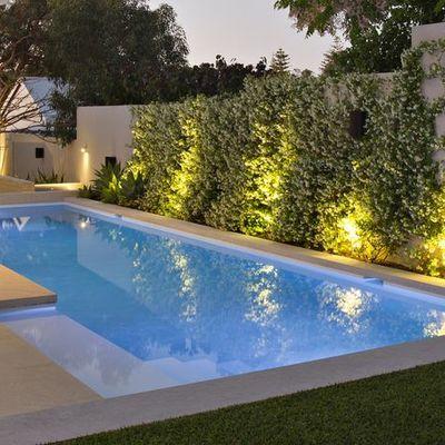 piscinas de fibra de vidrio pinteres