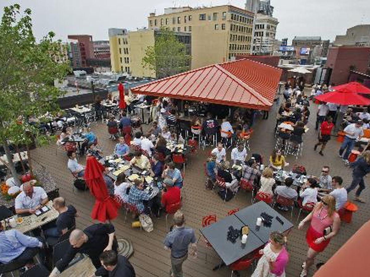 Crave Rooftop Patio Guide Pinterest Rooftop Restaurant
