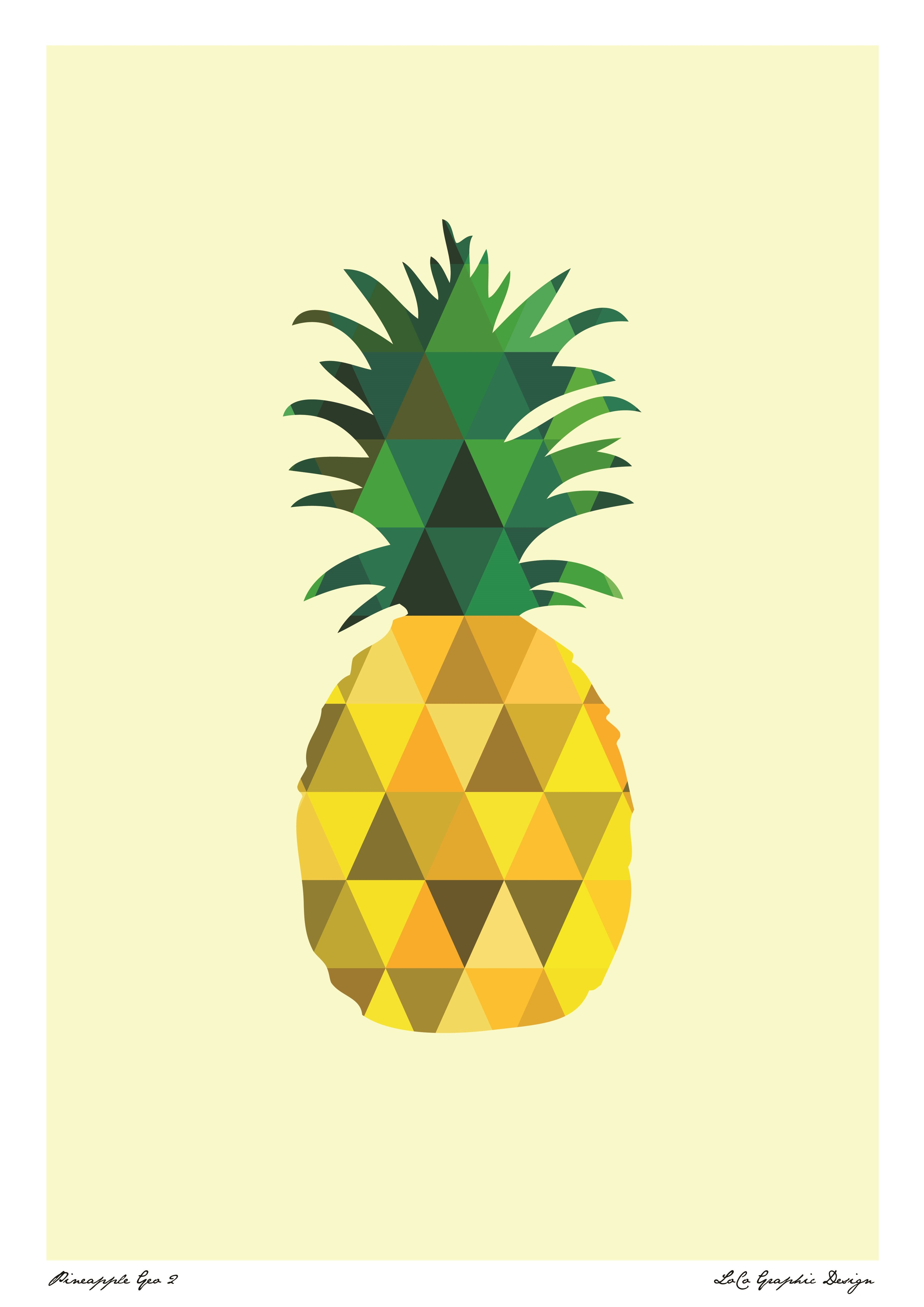 pineapple graphic design - Google Search | sunflowers ...