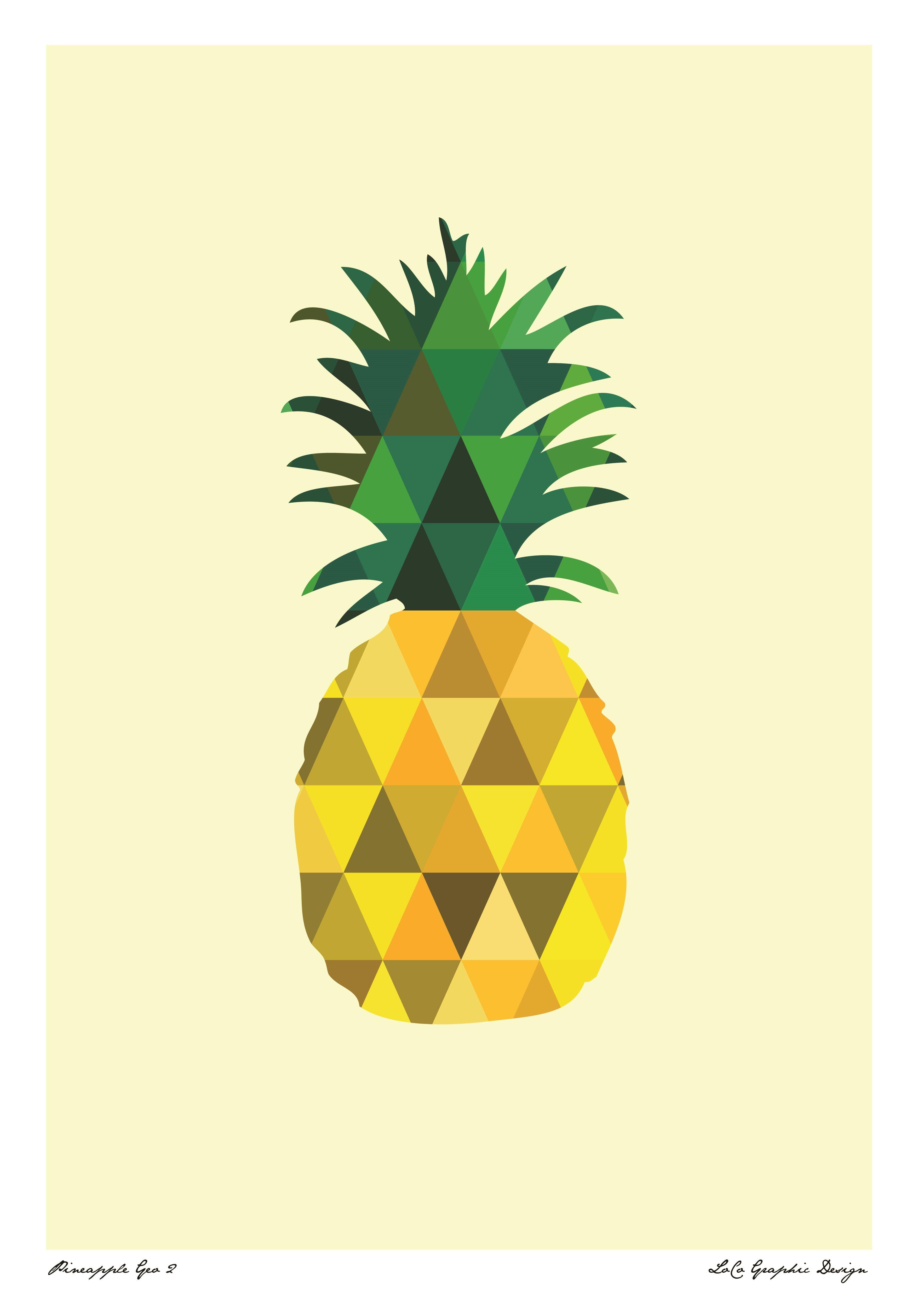 Pineapple Graphic Design