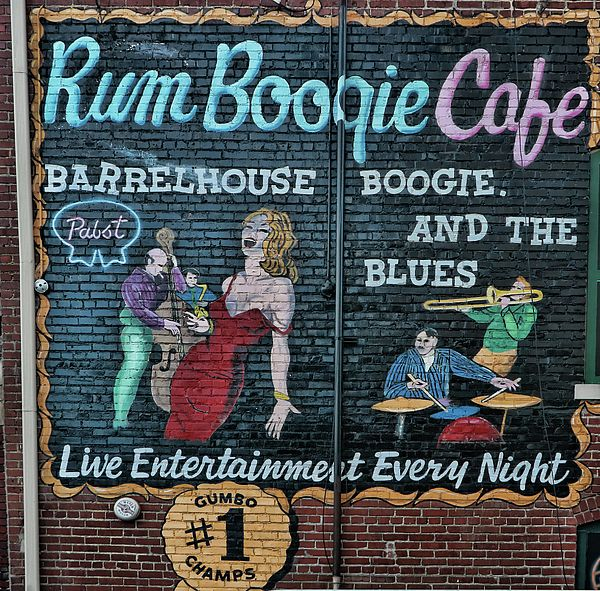 rum, boogie, cafe, hall,city, tennessee, tourism,