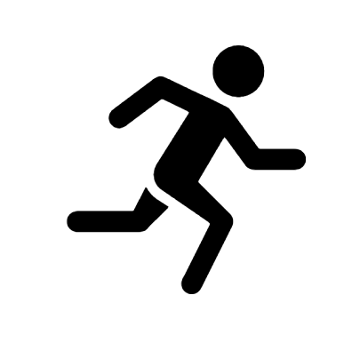 Running Icon In Android Style This Running Icon Has Android Kitkat Style If You Use The Icons For Android Apps We Recommend Us Android Icons Person Icon Icon