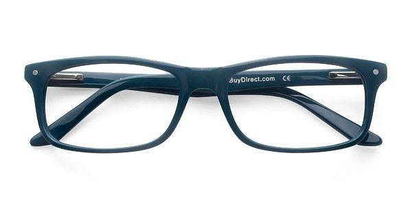 c2956243e2ec Teal Mandi - Classic Acetate Eyeglasses