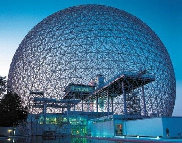 Montreal-Biosphere