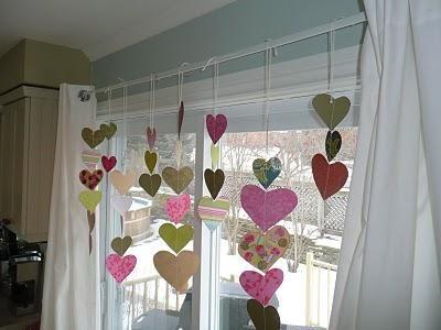 d coration pour la st valentin faire soi m me d co faire soi m me pinterest decoration. Black Bedroom Furniture Sets. Home Design Ideas