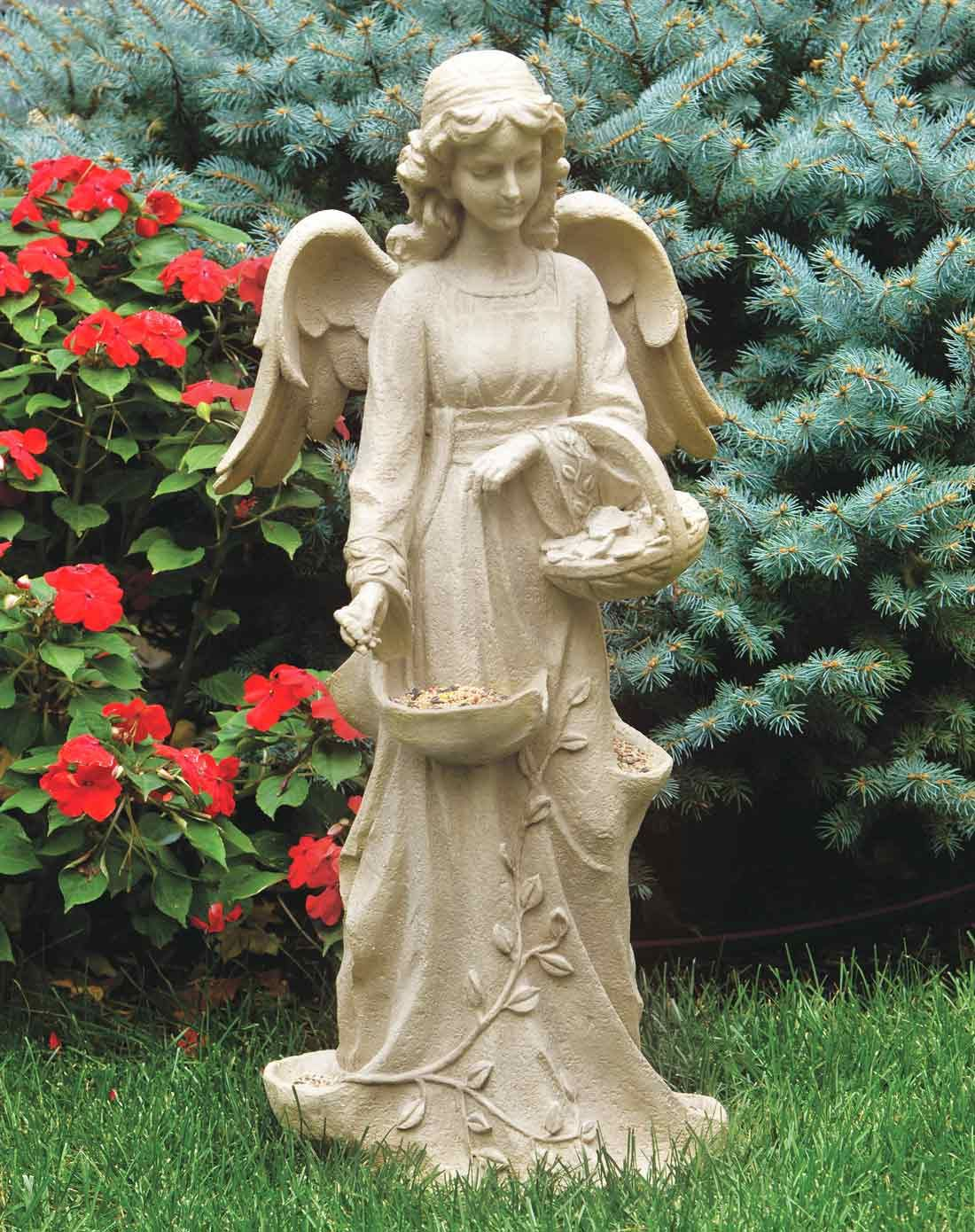 Pin By Lasalete Piedade On Angel Art Garden Statues Angel Statues Statue