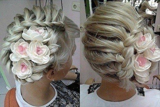 wedding hair, so pretty