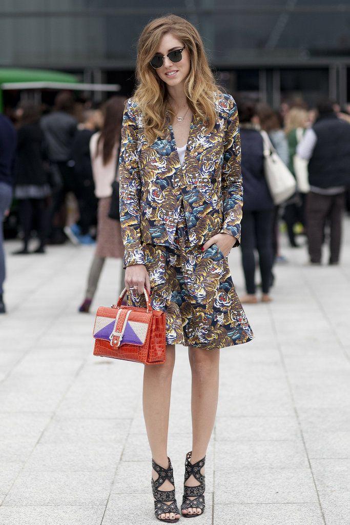 Best Street Style Paris Fashion Week Spring