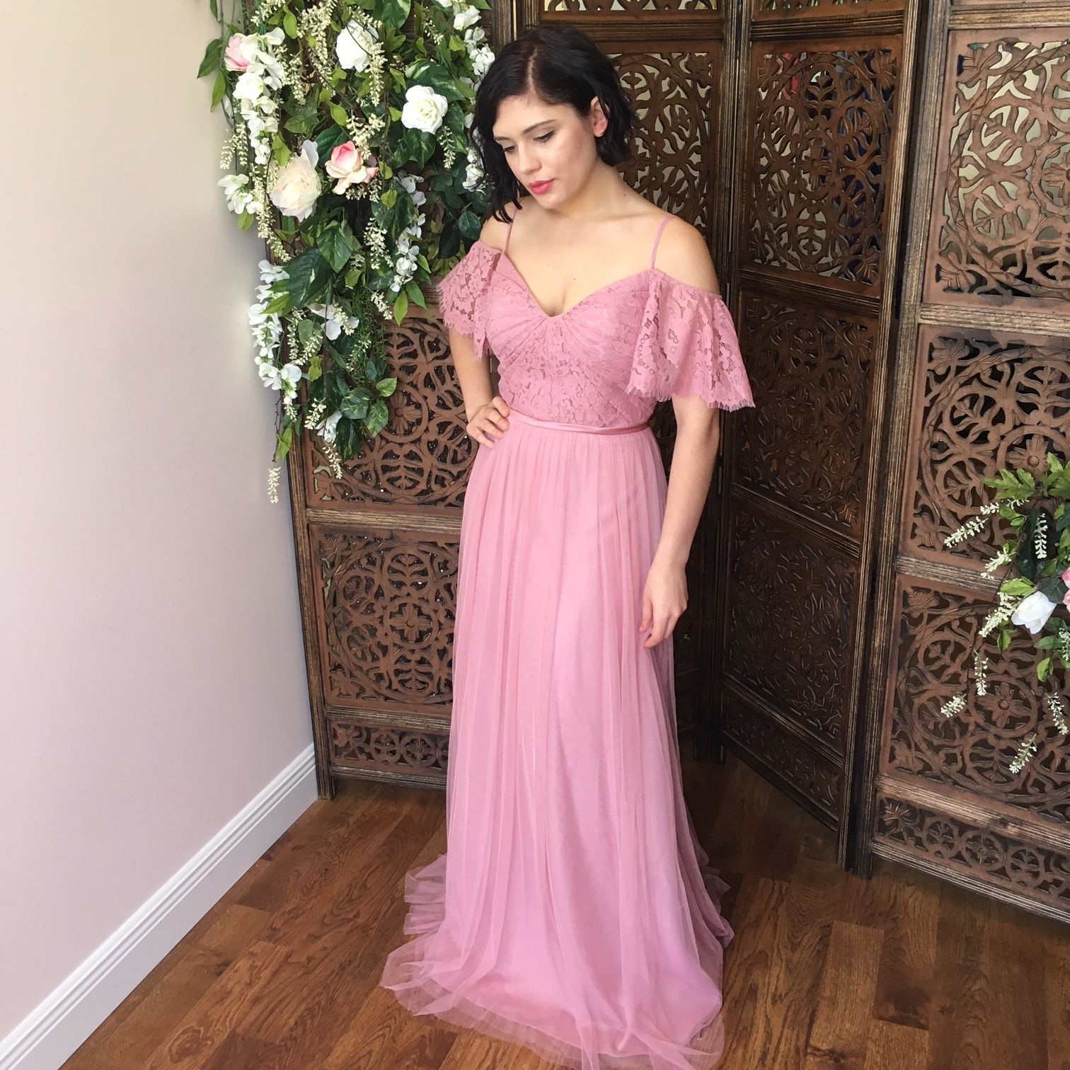Bridesmaid dress available at The Bridal Boutique by MaeMe Metairie ...