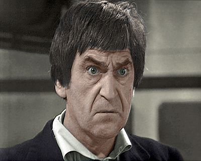 patrick troughton death