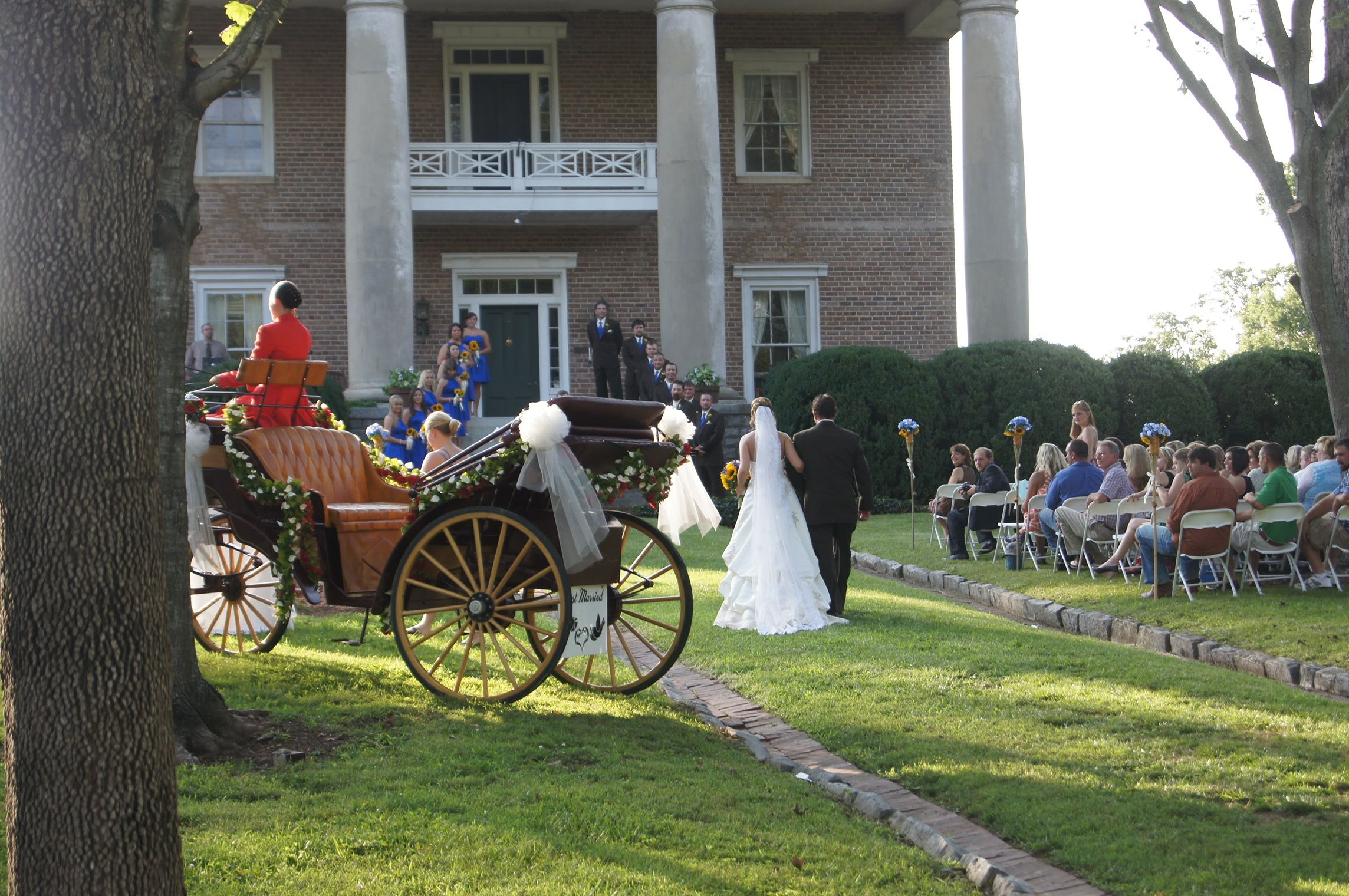 Gordon Lee Mansion In Chickamauga Ga Wedding Venues In