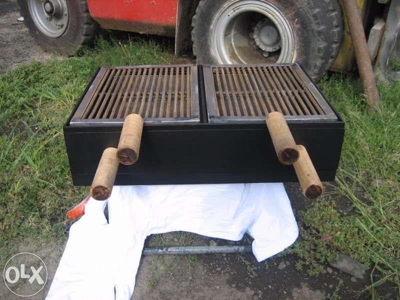 Барбекю,метално барбекю на дървени въглища гр  Бургас