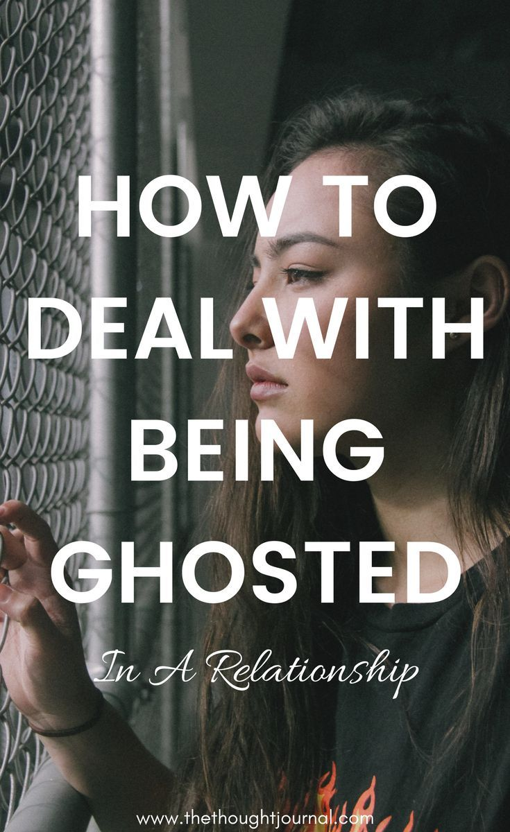 What to do if you're ghosted in a relationship and your boyfriend or  girlfriend stops contacting you and stops making an effort with you. How to  ge…