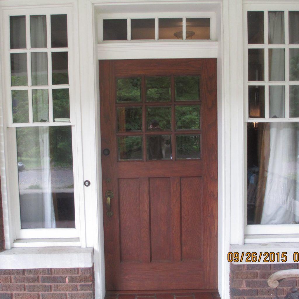 Bon 48 Wide Exterior Doors