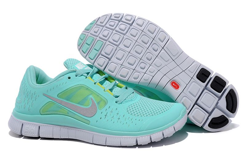 nike free run mint tropical twist