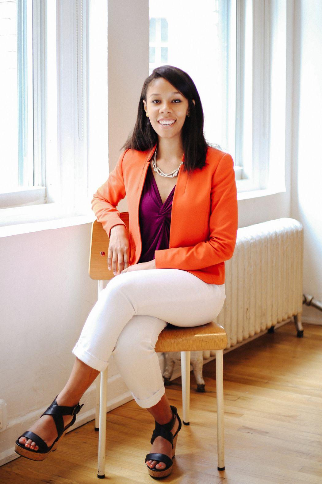 Mercedes Bent | New Ventures, General Assembly | Career Contessa | photos: BlueSpark Photography