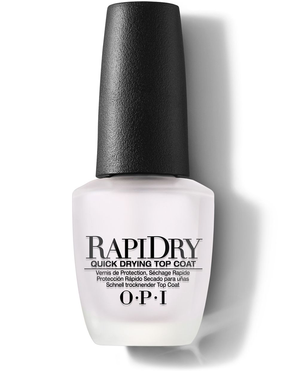 For fast-drying nails with a high-gloss shine. | OPI Nails in 2019 ...