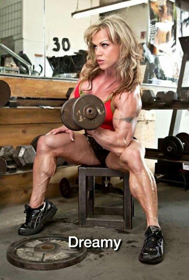 #muscle #hardWoman