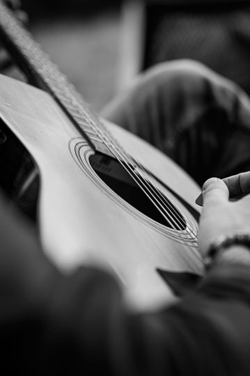 Love To Listen To Others Play And I Sing With Them Acoustic Guitar Photography Musician Photography Guitar Photos