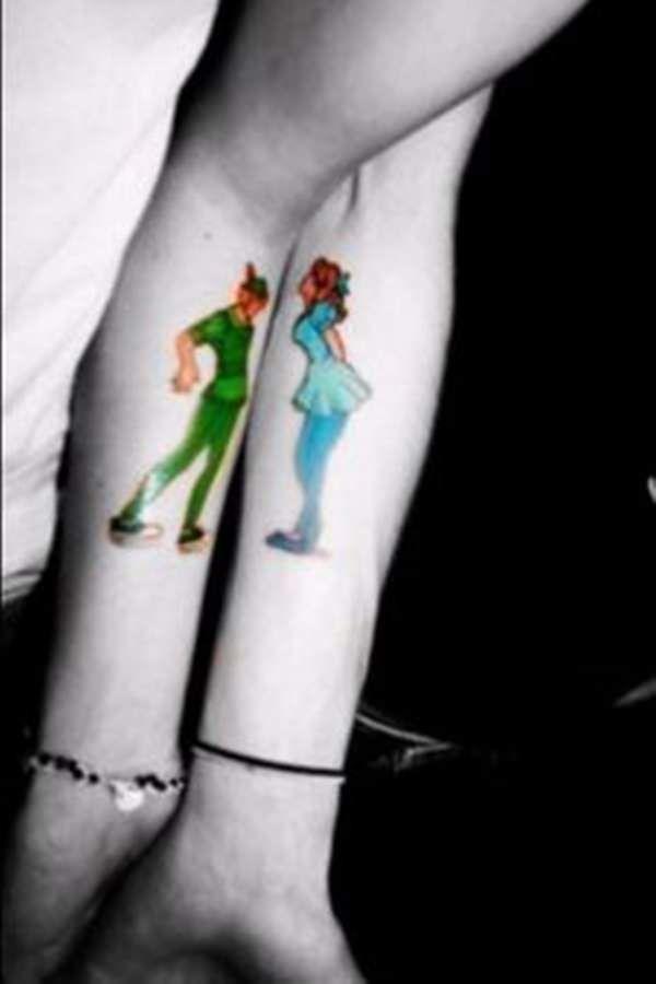 35 Tatuajes Para Parejas Que Están De Moda Tatoo - tatuajes para parejas