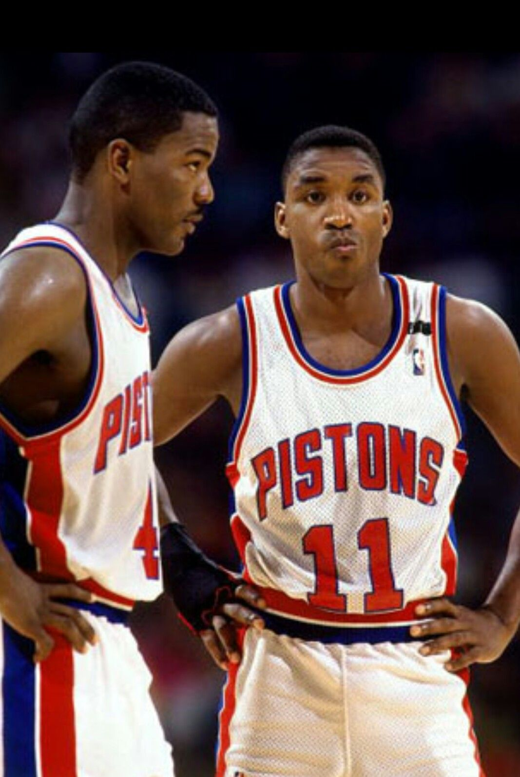 b30de13a6 Dumars Thomas...Bad Boys Pistons