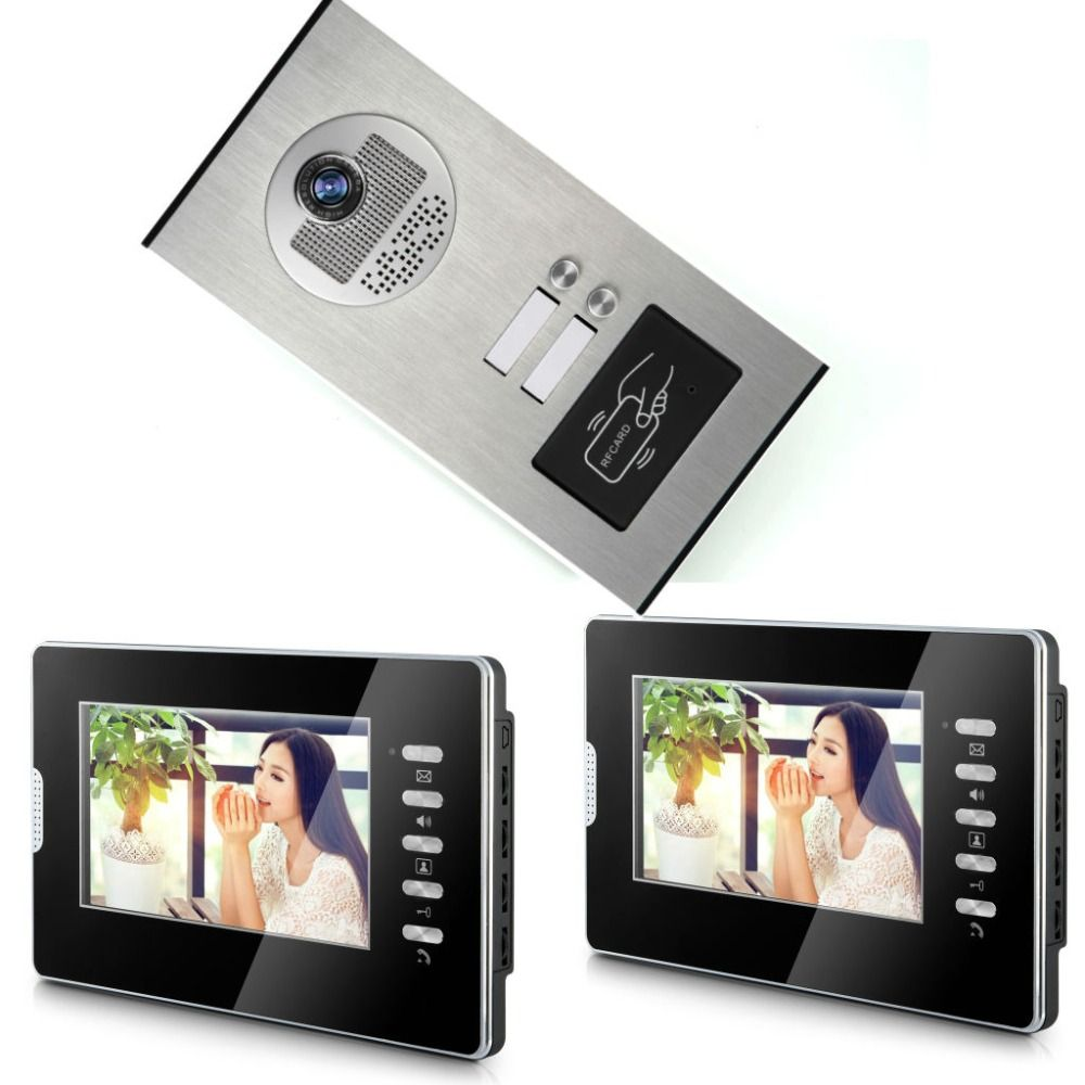 YobangSecurity Wired Video Door Phone 7\