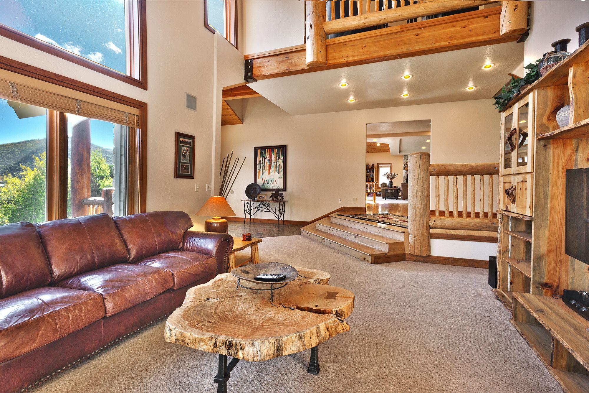 Living Room Bellavistadeervalley Deervalley Parkcity Skiparkcity Rentdeervalley Ski Park Home Park City