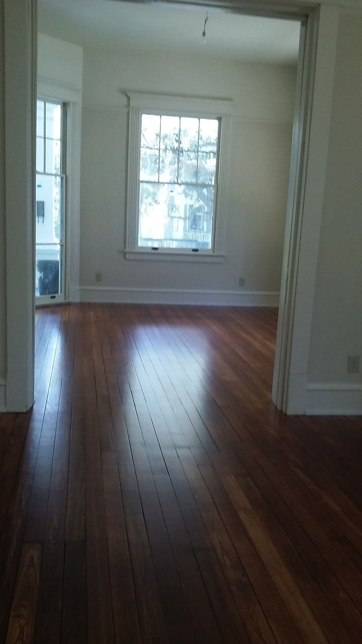 Reclaimed Wood Floors From 1906 Arts Crafts Bungalow In Mobile