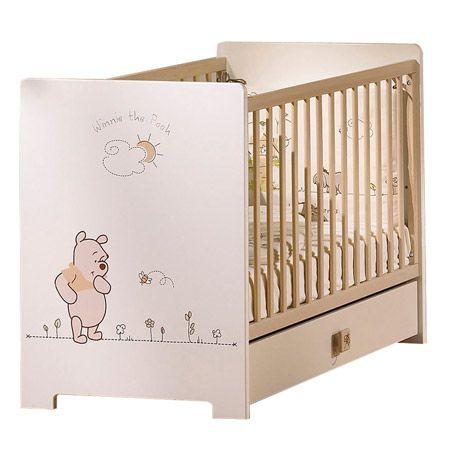 Lit Winnie Pooh par Sauthon | Winnie l\'ourson | Pinterest | Sauthon ...