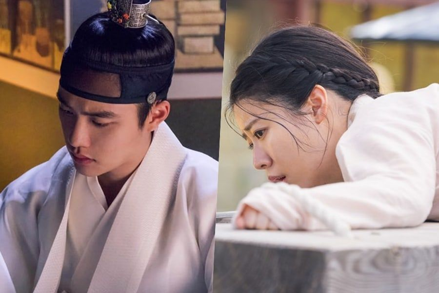 Exo S D O And Nam Ji Hyun Are In Contrasting Situations On 100