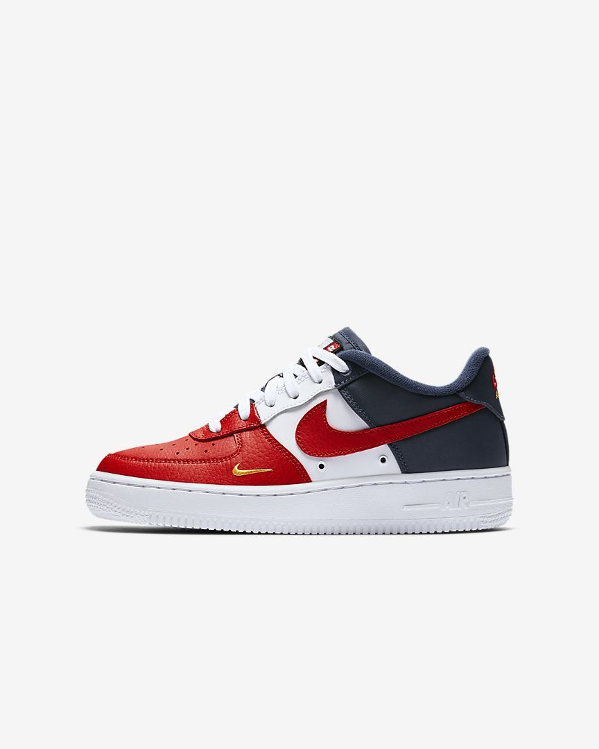 Nike Air Force 1 LV8 Big Kids' Shoe shoes I want Pinterest Kid
