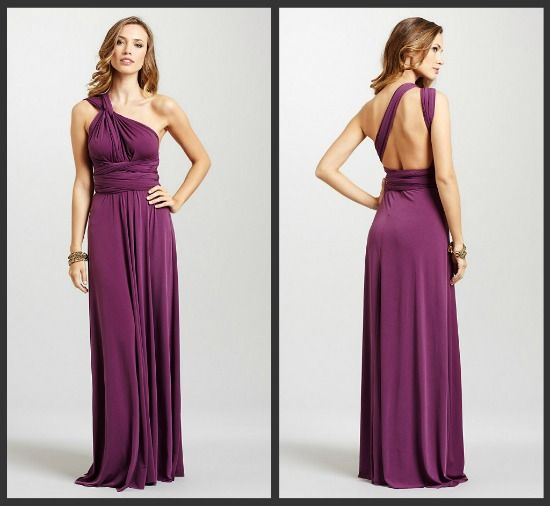 Von Vonni Transformer Dress - maxi dress with 15 amazing ways to ...