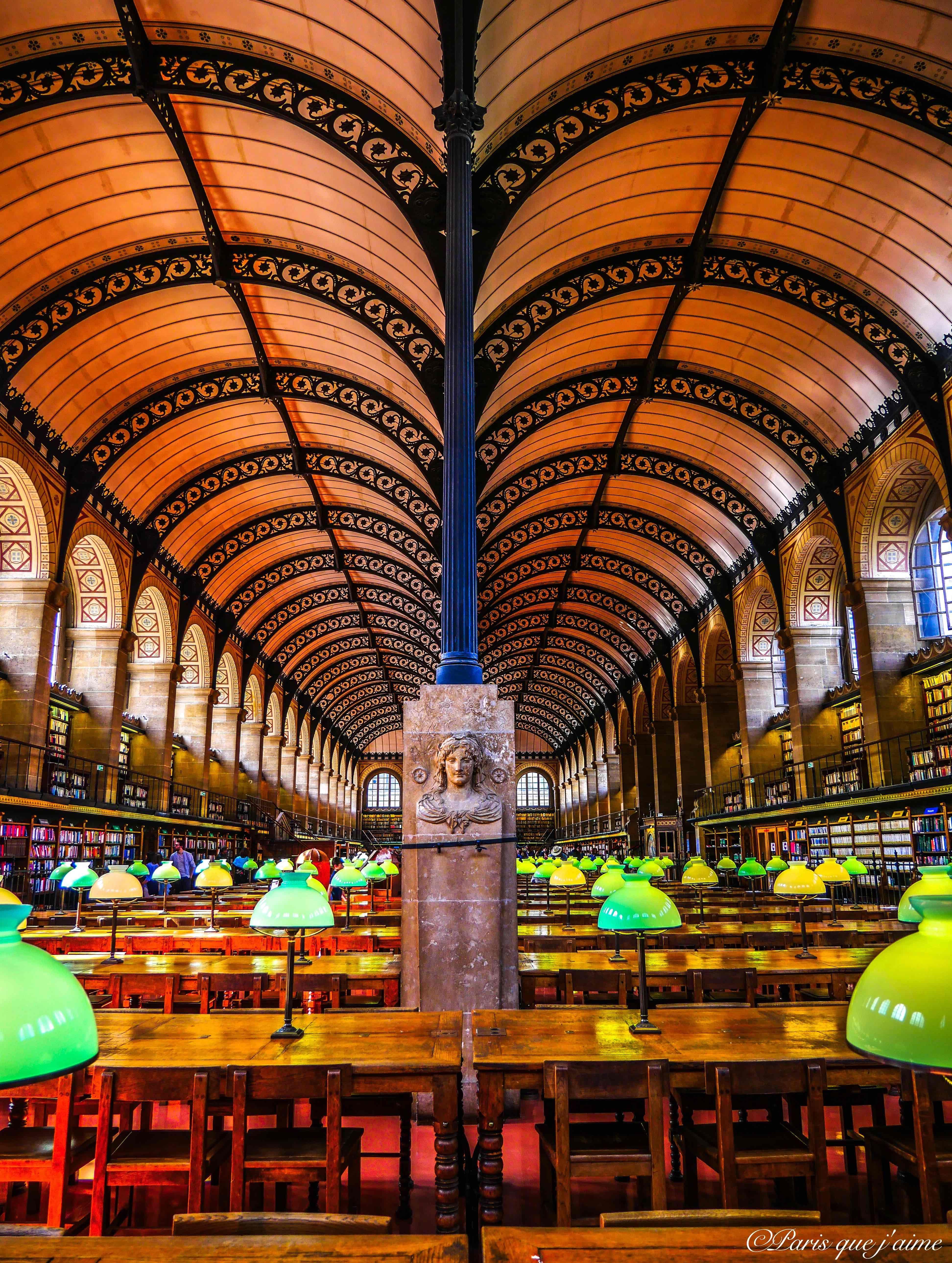 Bibliothèque SainteGeneviève, 10 Place du Panthéon, 75005