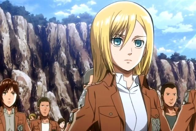 Top 5 Hottest Attack On Titan Anime Characters Com Imagens