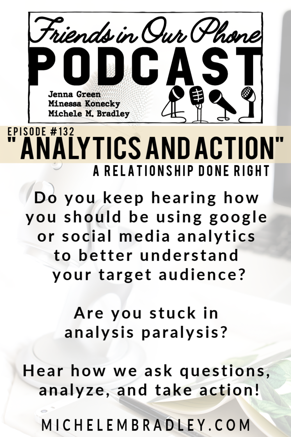 What ARE analytics? Listen as we break the numbers down