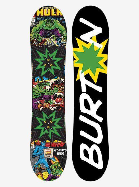 Marvel® x Burton Chopper LTD Snowboard 125cm