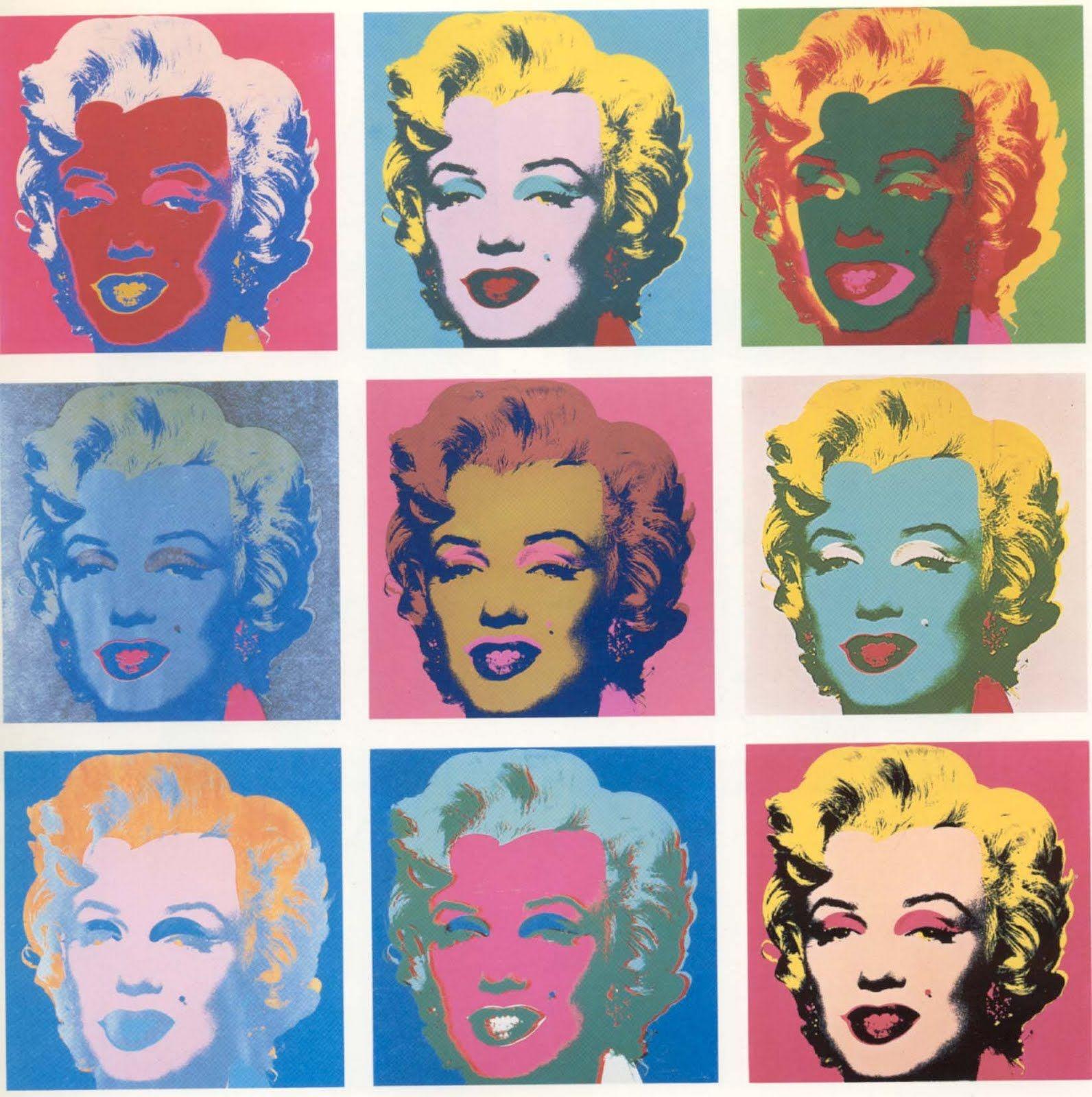 Andy Warhol Marilyn Monroe Andy Warhol Art Warhol Art Andy Warhol Marilyn