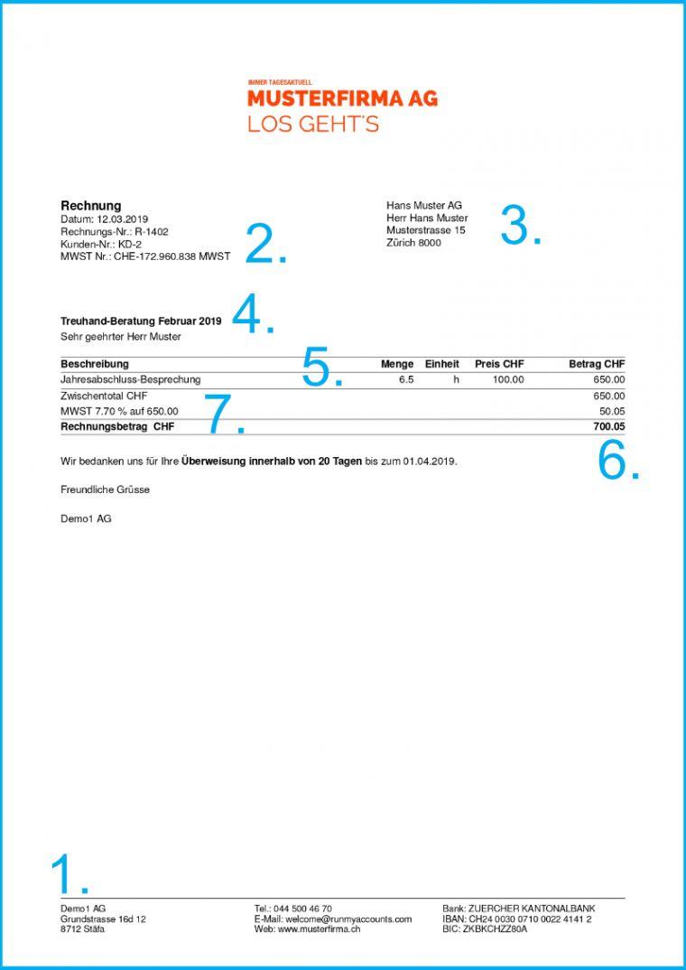 Blattern Unsere Das Beispiel Von Rechnungsvorlage Schweiz In 2020 Rechnung Vorlage Rechnungsvorlage Rechnung