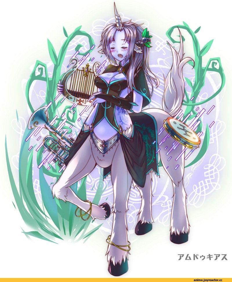 Monster Girl,Monster Girls,Anime Original,Anime,аниме,hydra
