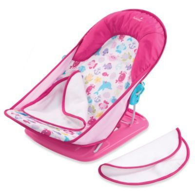 Summer Infant® Bath Sling with Warming Wings in Pink - buybuyBaby ...
