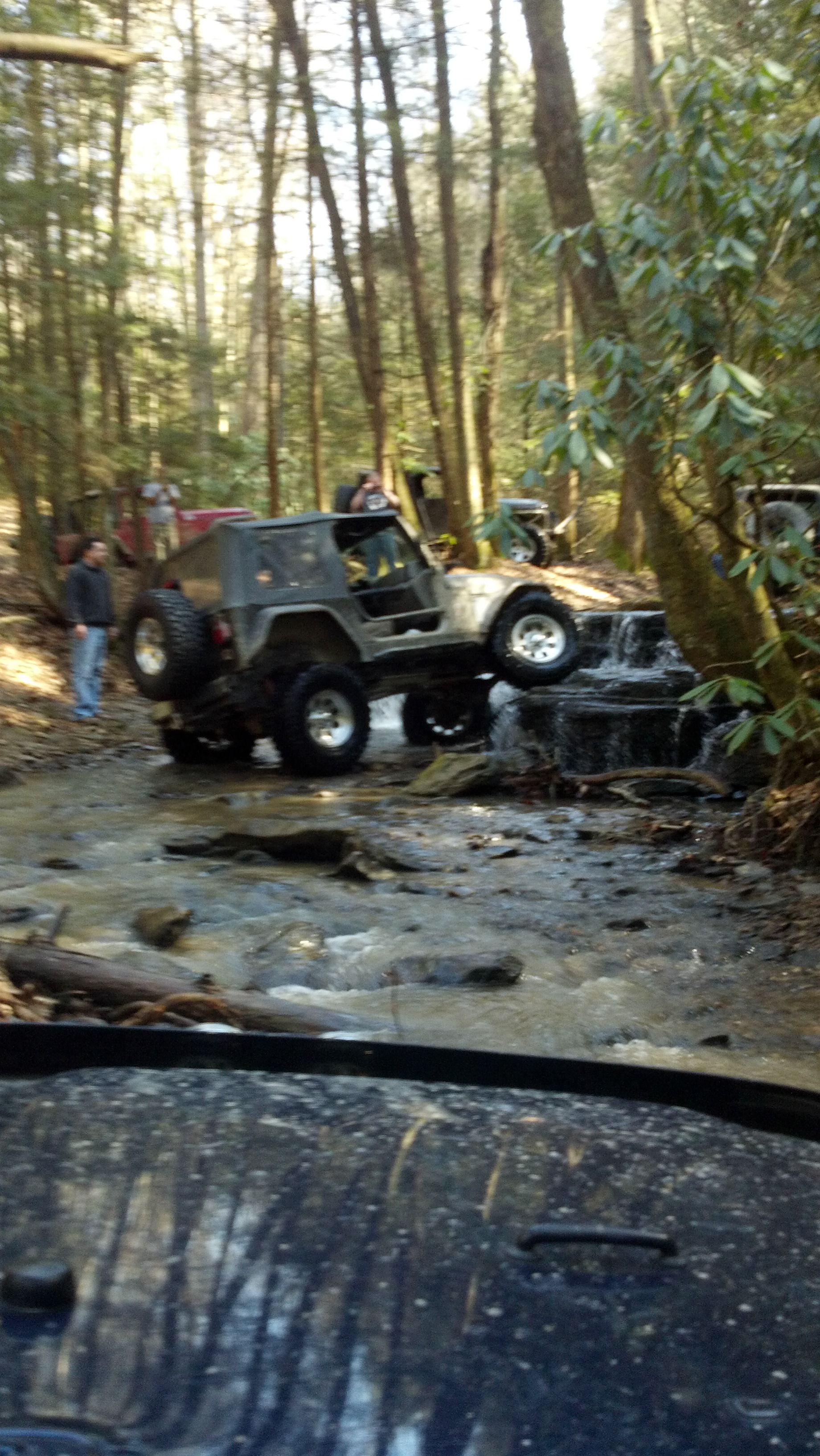 Jeep Trail In West Virginia Jeep Life Jeep Trails Cool Jeeps