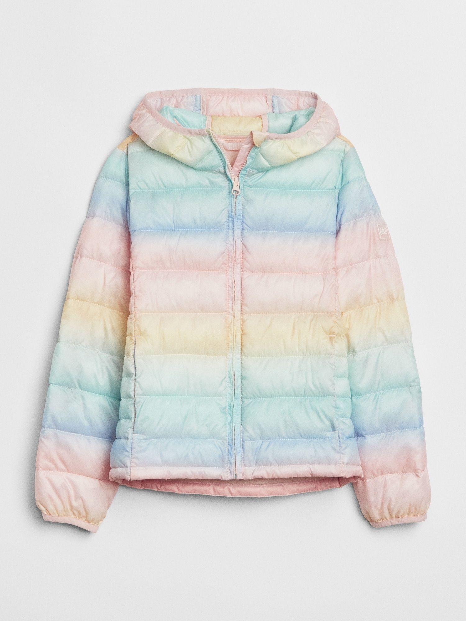 Coldcontrol Lite Print Puffer Jacket Gap Childrens Clothes Girl Coat Jackets [ 2000 x 1500 Pixel ]