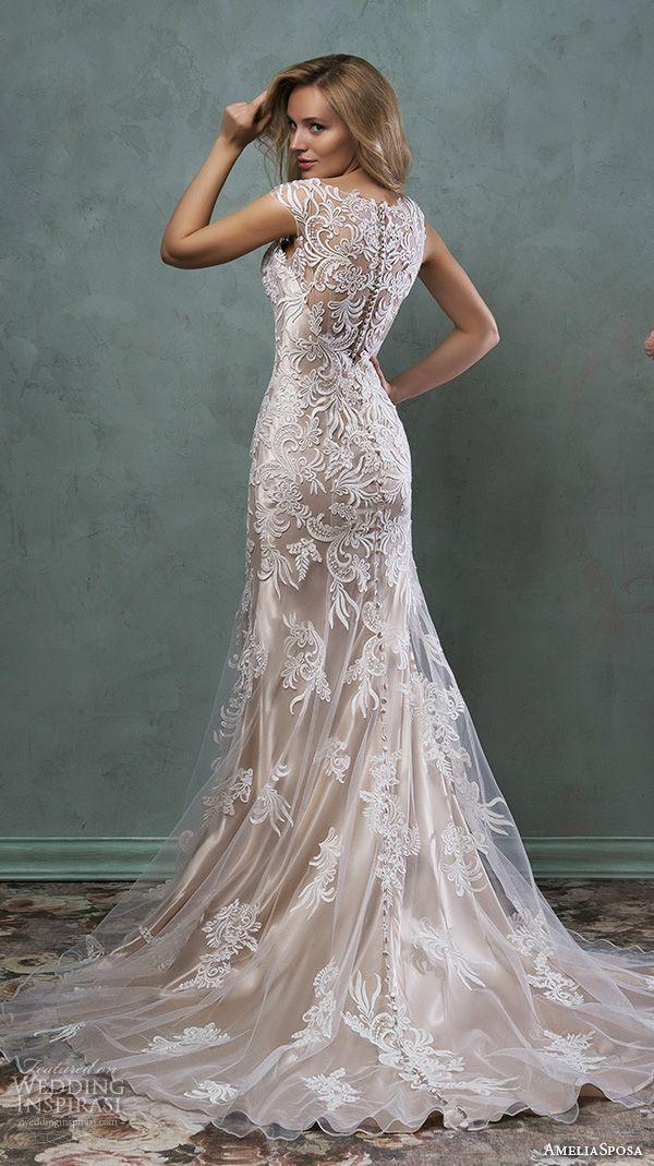 Amelia Sposa 2016 Wedding Dresses | Amelia sposa, 2016 wedding ...