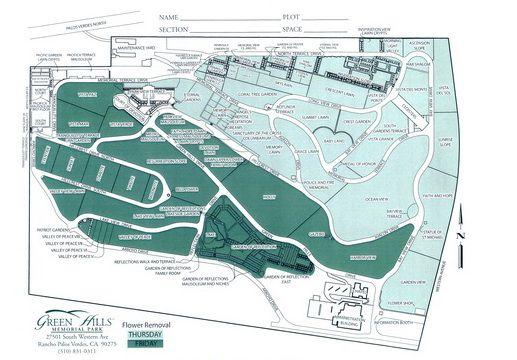 Green Hills Memorial Park Rancho Palos Verdes Los Angeles