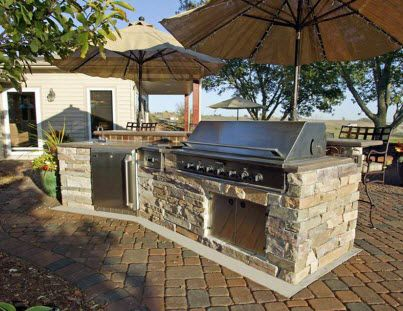 Install A High Tech Mn Outdoor Kitchen For An Affordable Price