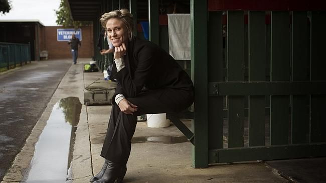 Alumna & Racing Victoria Vet Services Manager Grace Forbes
