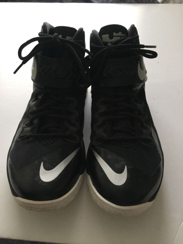d8d3b12cceec3 Mens Nike Zoom Lebron Soldier VIII TB (653648 001) Basketball Shoes Size 14   Nike  BasketballShoes