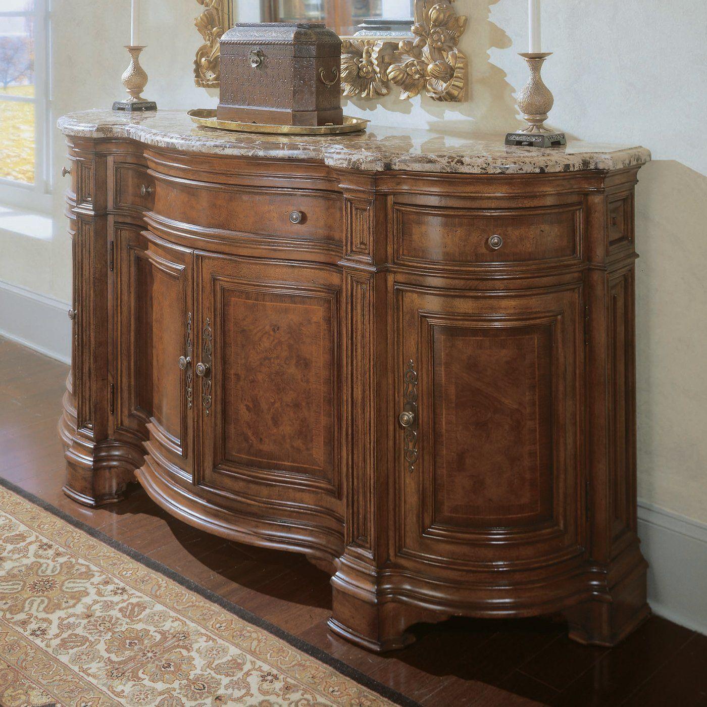 Charming Universal Furniture 409679 Villa Cortina Credenza | The Mine Amazing Design